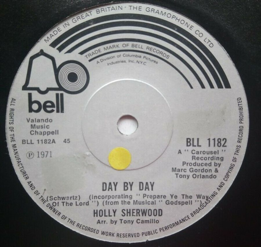 Holly Sherwood - Day By Day - 7