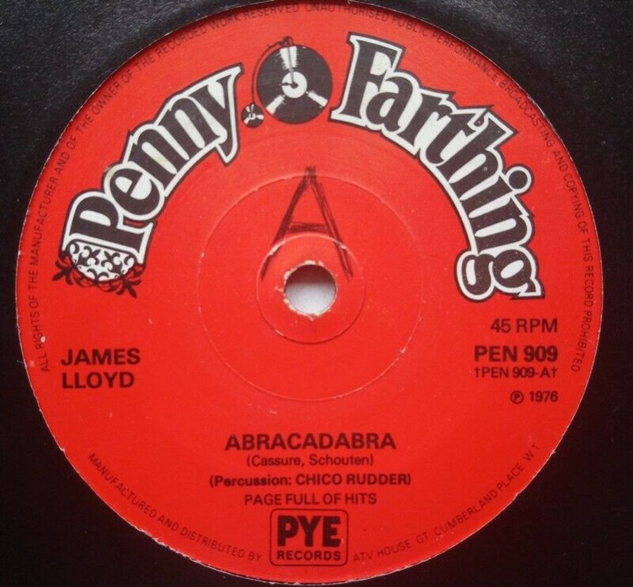 James Lloyd - Abracadabra - 7