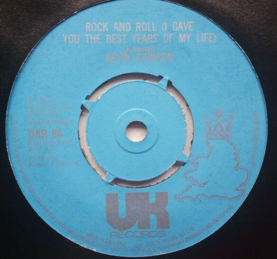 Kevin Johnson - Rock And Roll ( I Gave You ) - 7