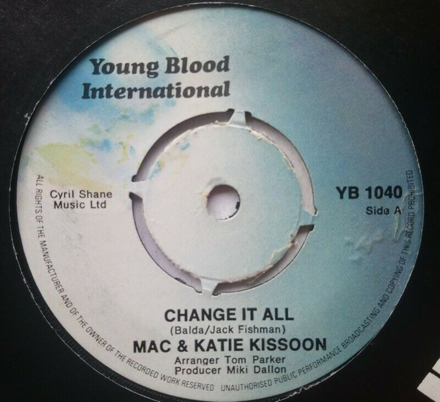 Mac & Katie Kissoon - Change It All - 7