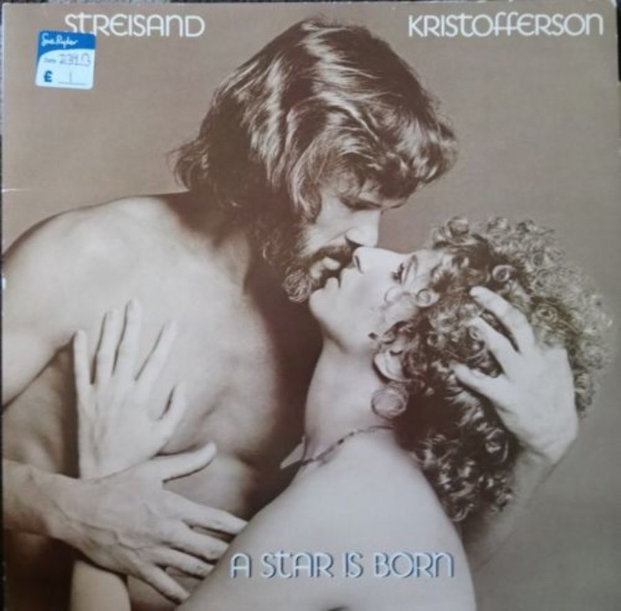 Streisand & Kristofferson - A Star Is Born - Gate Fold - Vinyl Record Album
