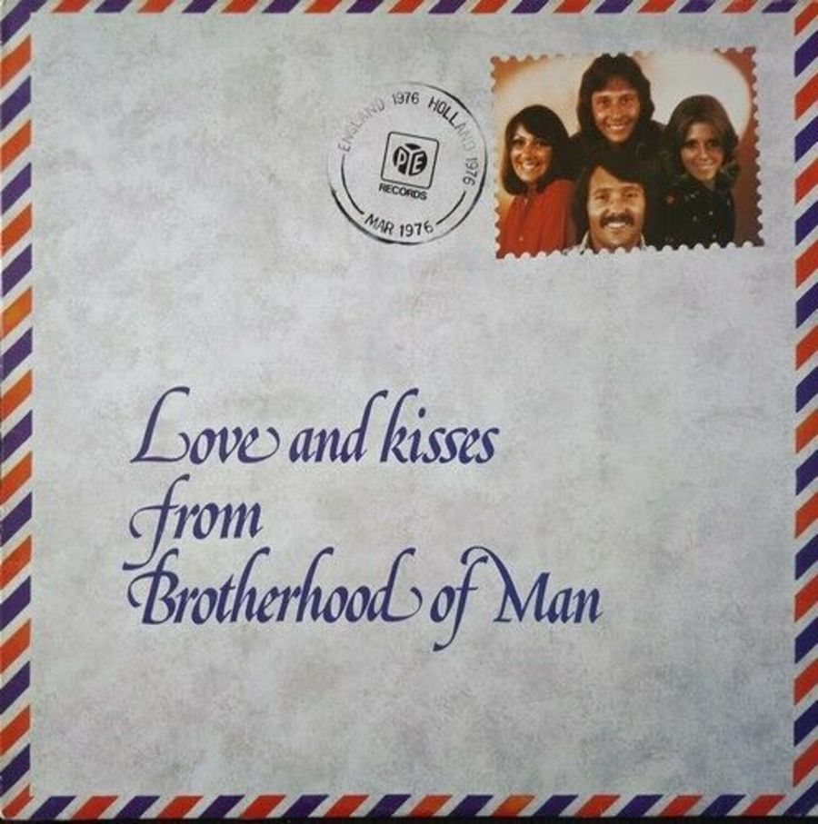 Brotherhood Of Man - Love & Kisses - Vinyl Record Album