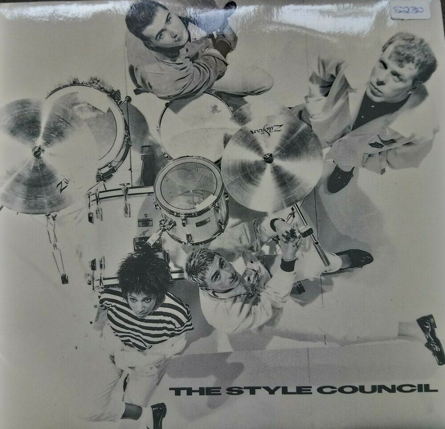 The Style Council - It Didn't Matter - Vinyl Record 45 RPM