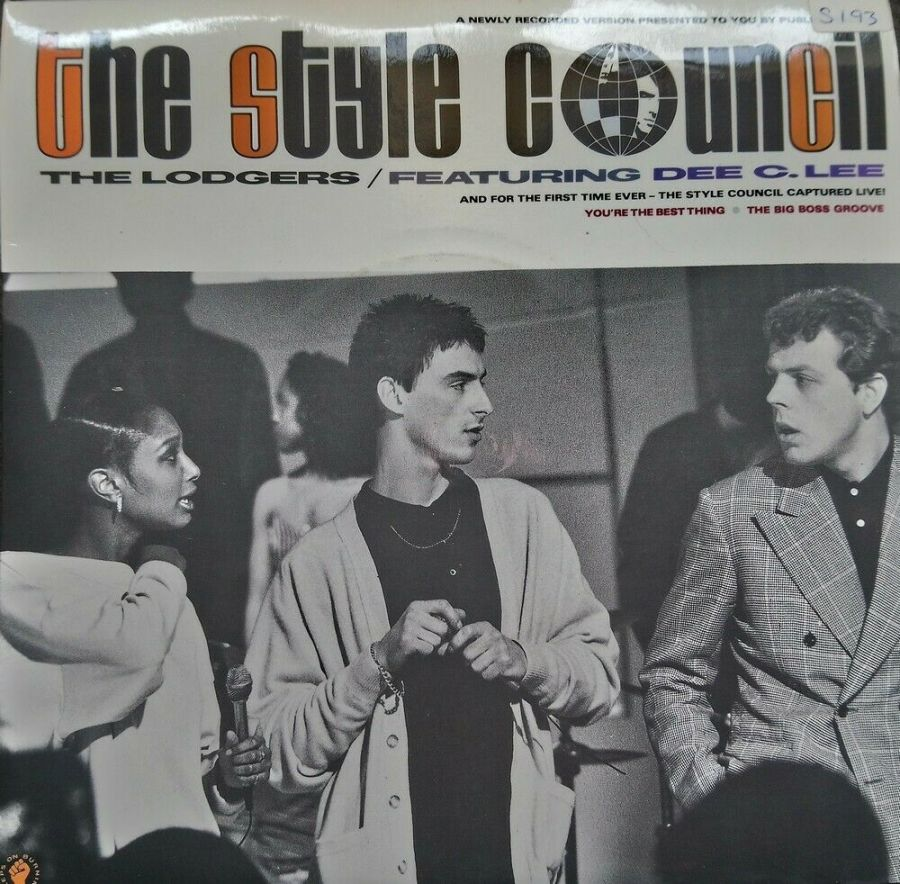 The Style Council - The Lodgers - Vinyl Record 45 RPM