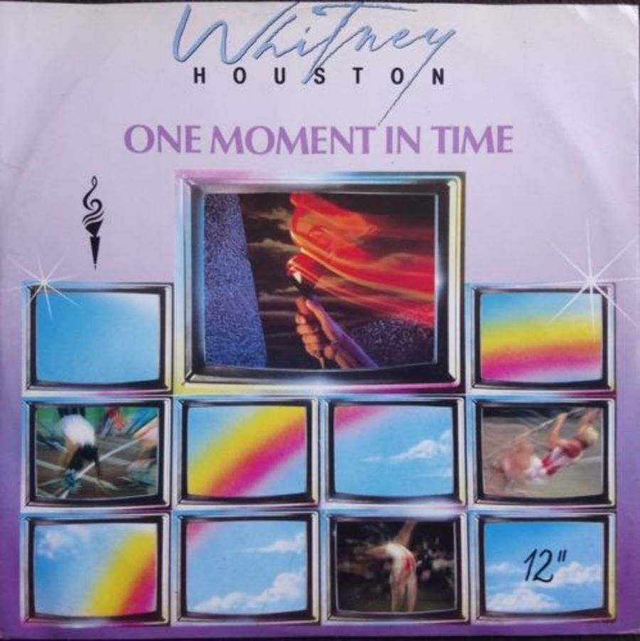 Whitney Houston - One Moment In Time - 12