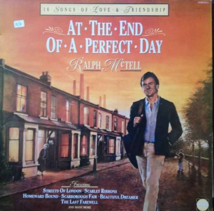 Ralph McTell - At The End Of A Perfect Day - Vinyl Record Album