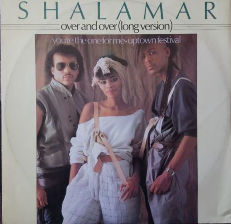Shalamar - Over And Over - 12