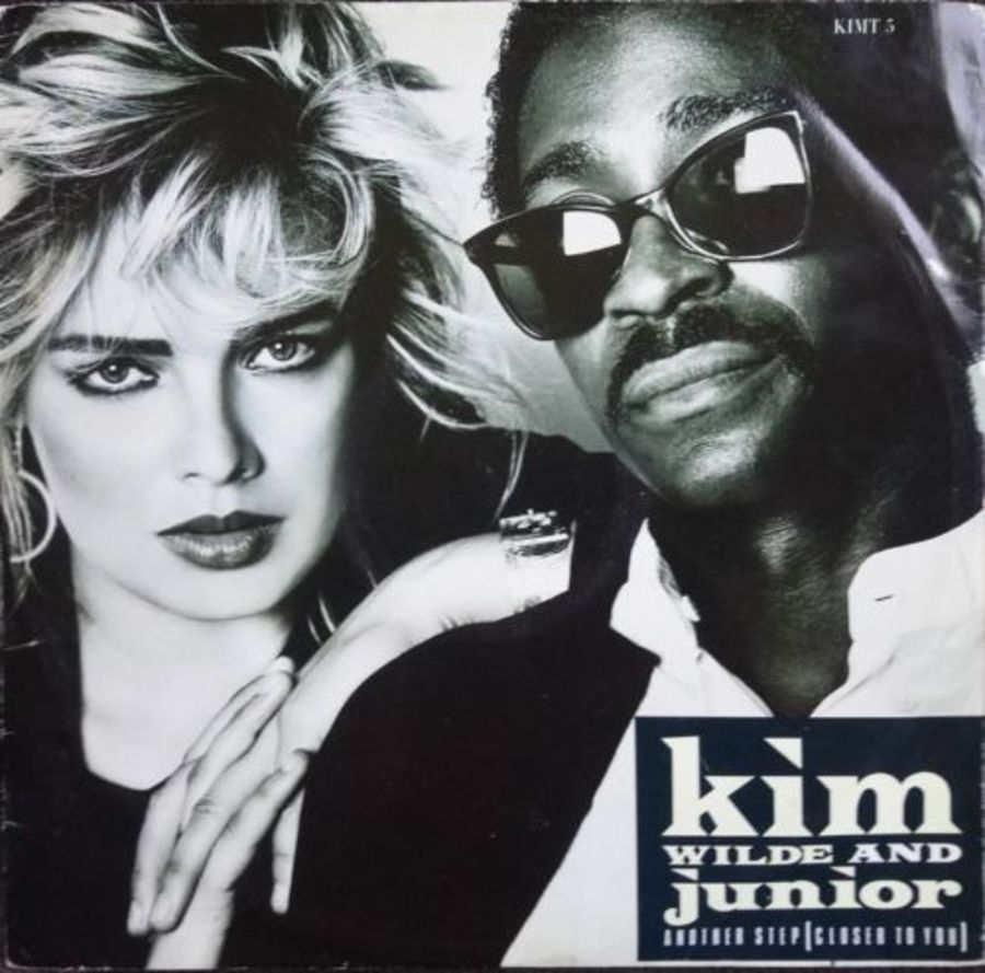 Kim Wilde / Junior - Another Step Closer To You - 12