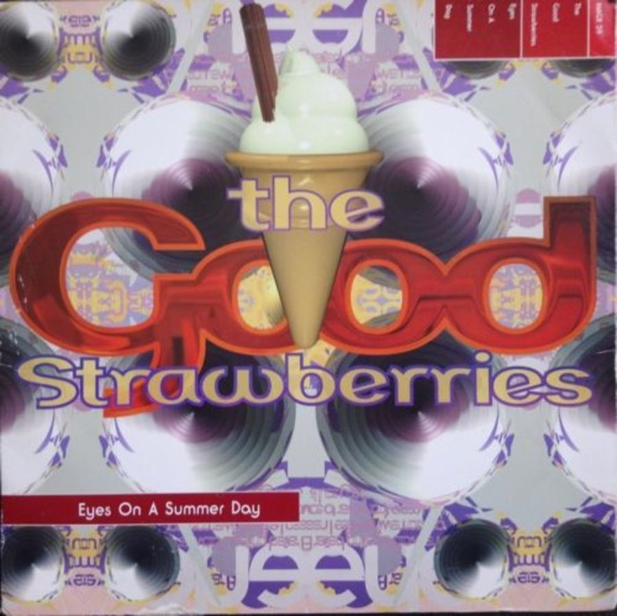 The Good Strawberries - Eyes On A Summer Day - 12