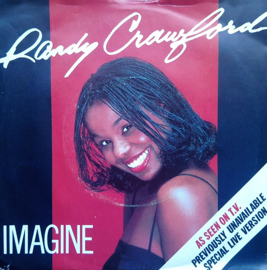 Randy Crawford - Imagine - Vinyl Record 45 RPM