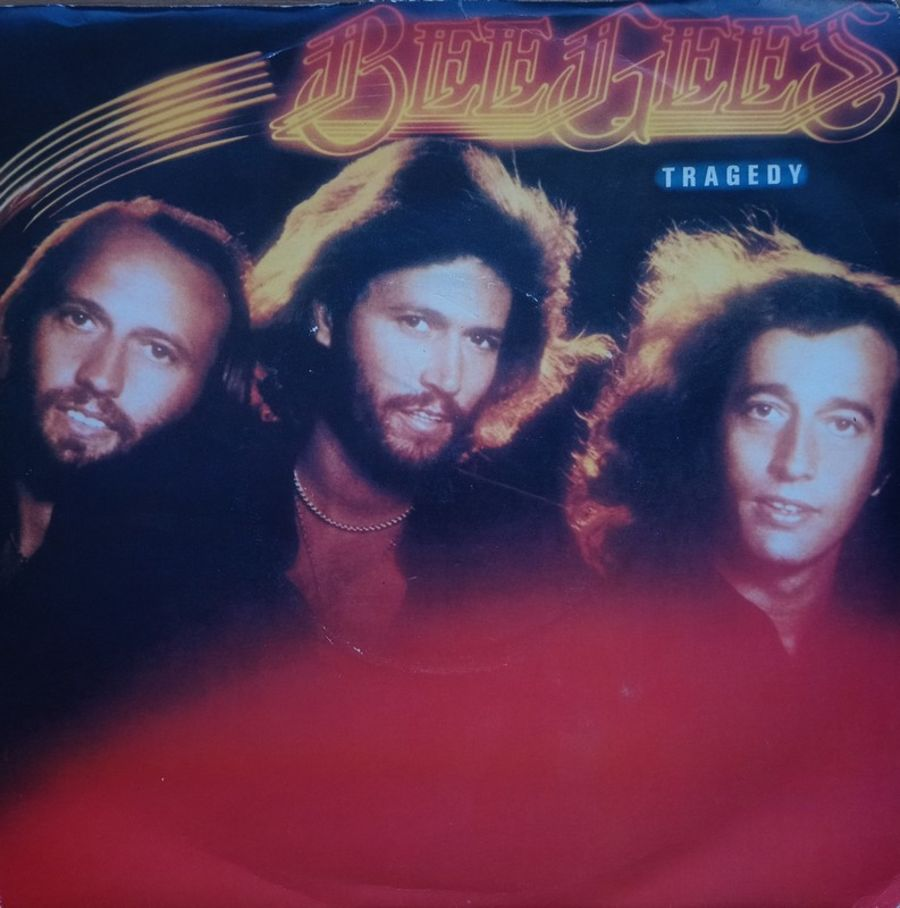 Bee Gees - Tragedy - Vinyl Record - 45 RPM