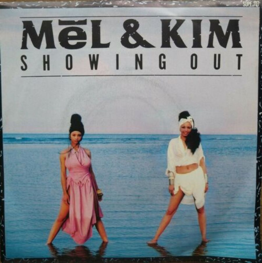 Mel & Kim - Showing Out - Vinyl Record 45 RPM ( SO )