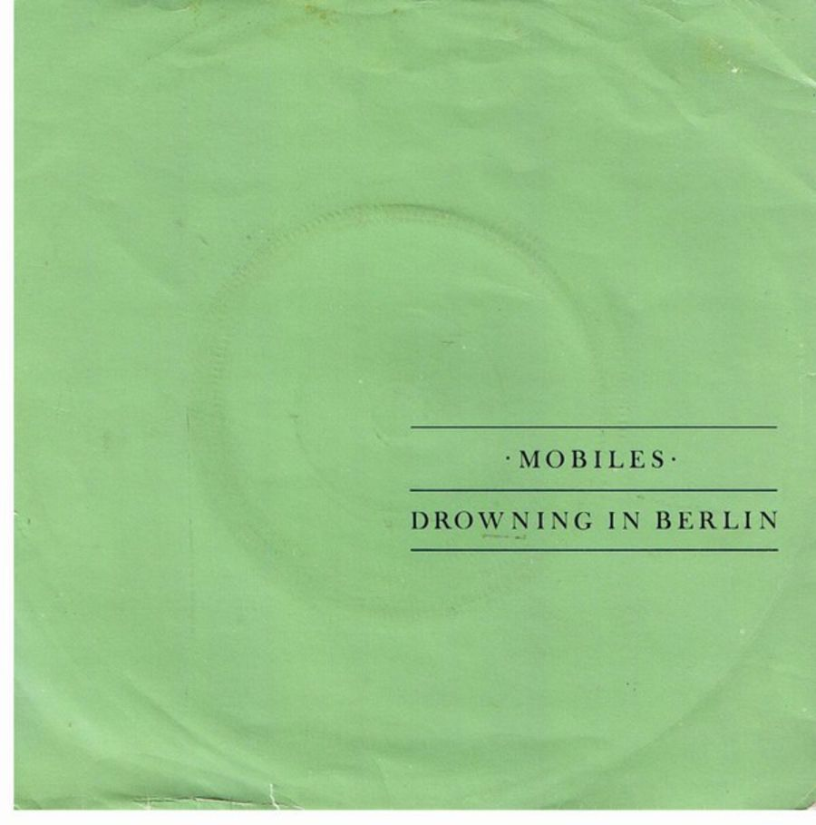 Mobiles - Drowning In Berlin - Vinyl Record - 45 RPM ( MS )