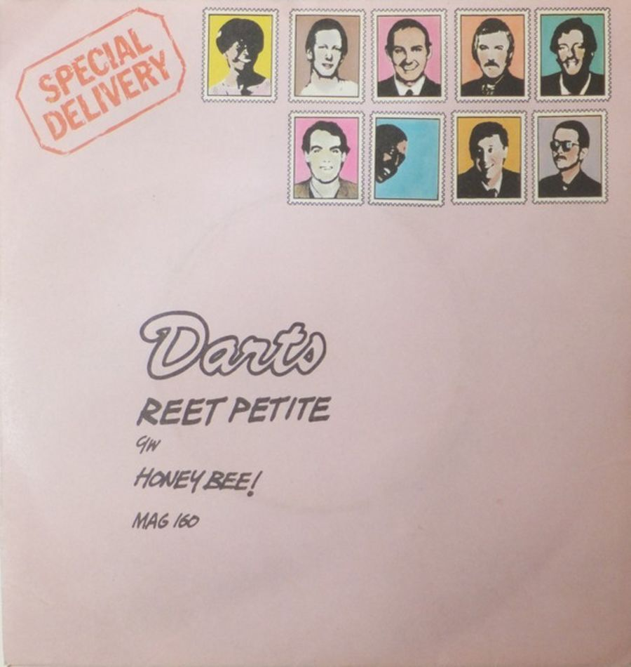 Darts - Reet Petite - Vinyl Record 45 RPM ( MS )
