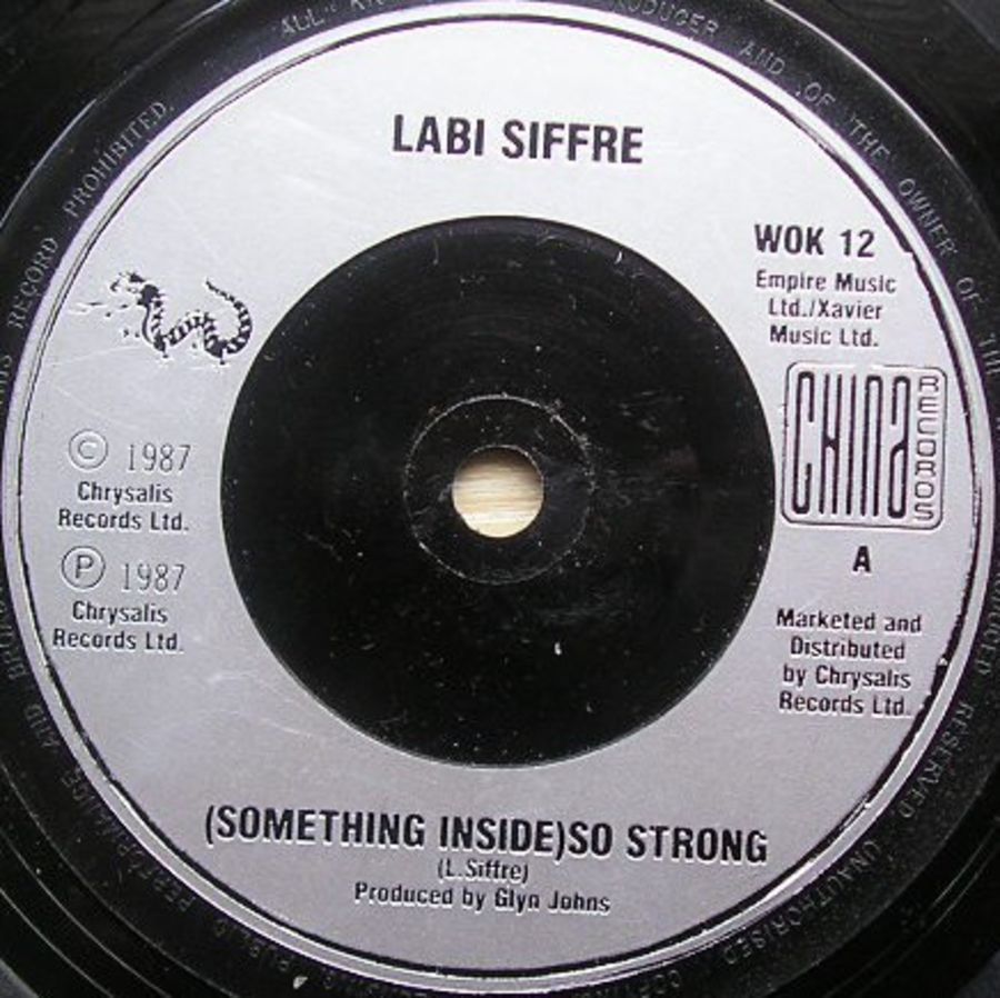 Labi Siffre ‎– So Strong - Vinyl Record 45 RPM ( MS )