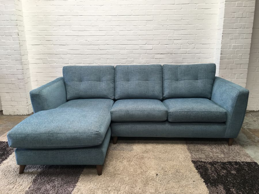 Ex Display/Showroom The Lounge Co. Holly 3 Seater Chaise