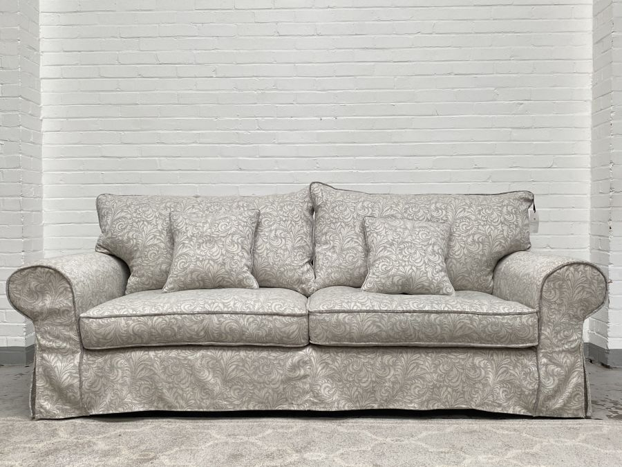 Collins & Hayes Lavivia Loose Cover 3 Seater Sofa RRP £2532