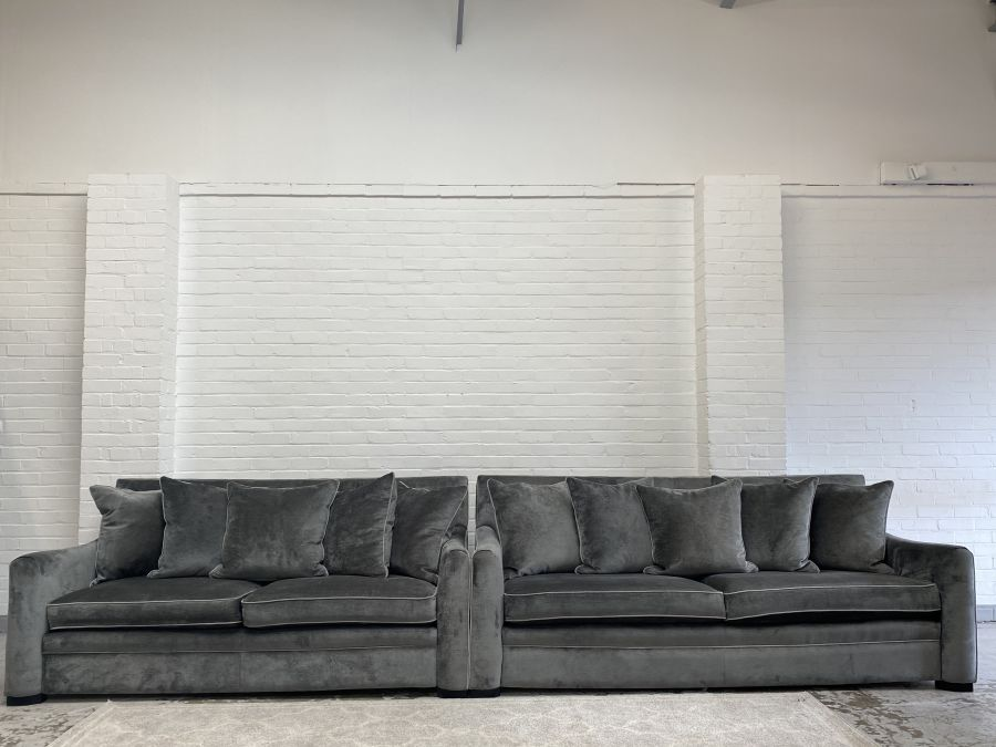 The Prestige Collection Bayswater 4+3  Seater Sofas