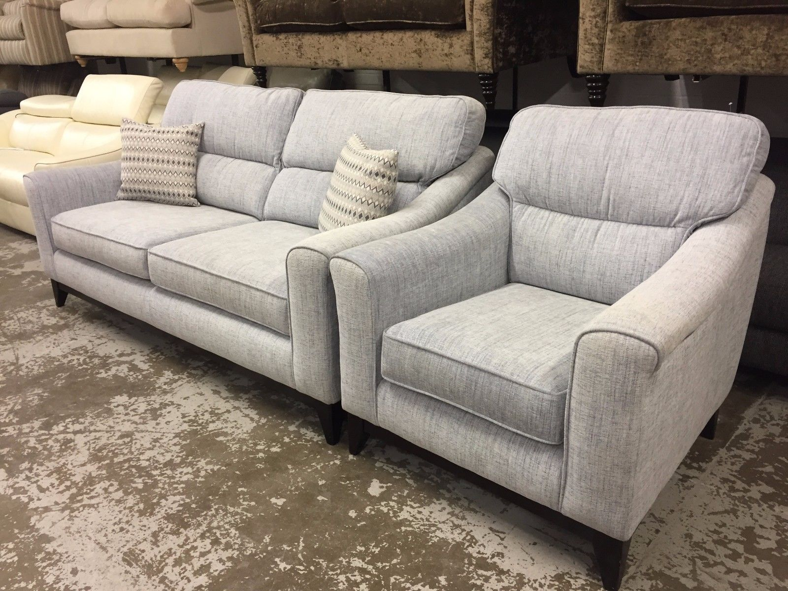 Ex Display Montana Large Two Seater Sofa Chair