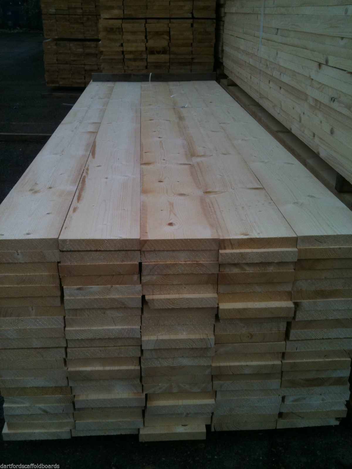 3.9m (13ft) ungraded SCAFFOLD BOARD