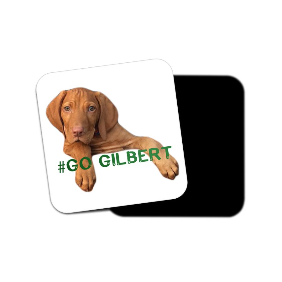 Go Gilbert Coaster - Chantal's Mugs