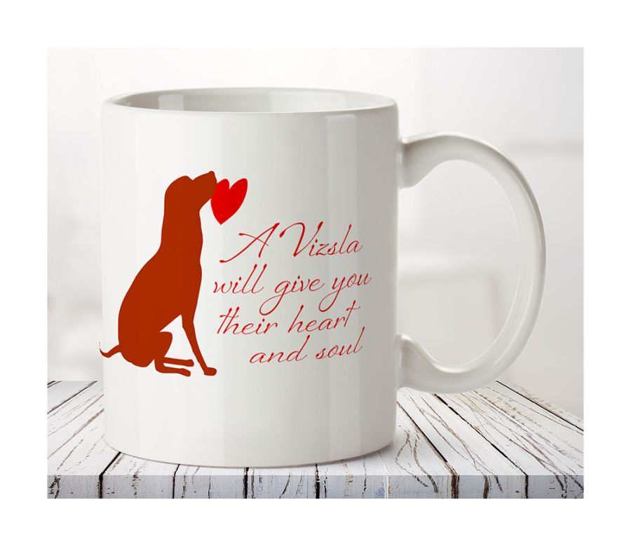 A Vizsla Will Give You Their Heart and Soul