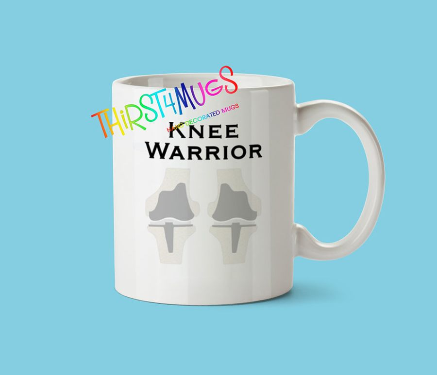 Knee Warrior Mug