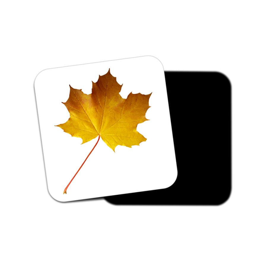 Autumn Leaf Coaster