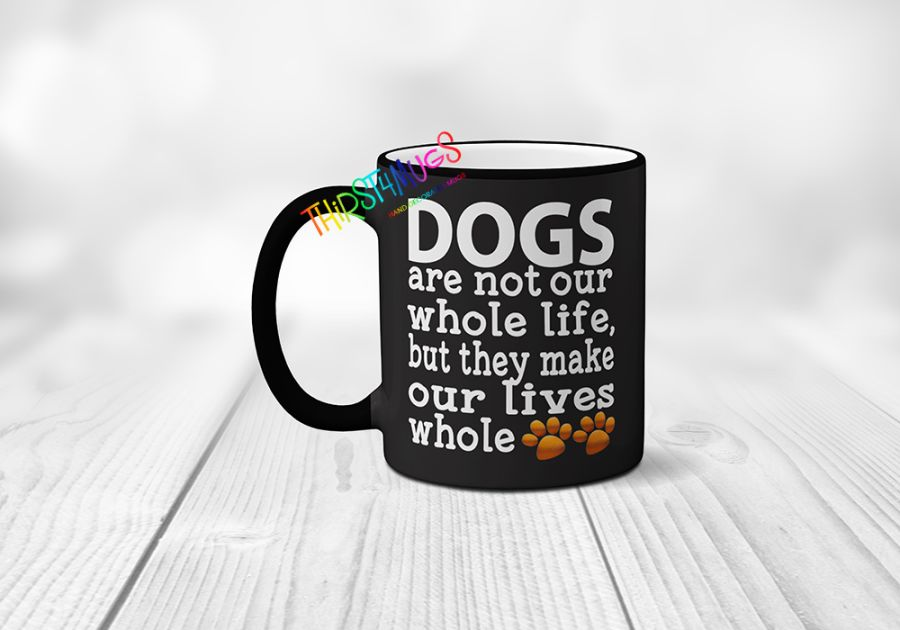 Dogs Are Not Our Whole Life