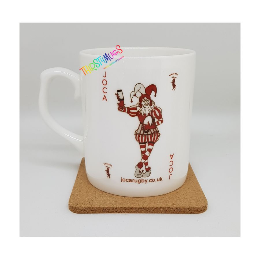 JOCA Mug Bone China