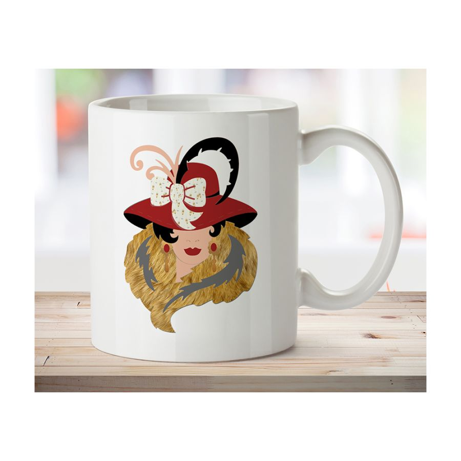 Juliet Design Mug