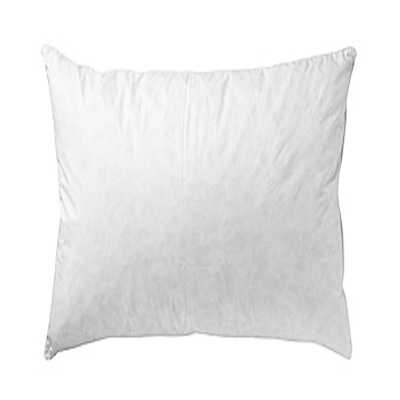 """DUCK FEATHER CUSHION PADS INNER INSERTS FILLERS SCATTERS 16/"""" 18/"""" 20/""""22 24 inches"""