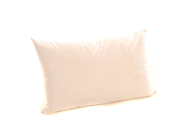 19 x 29 Inch - Duck Feather Pillow Medium