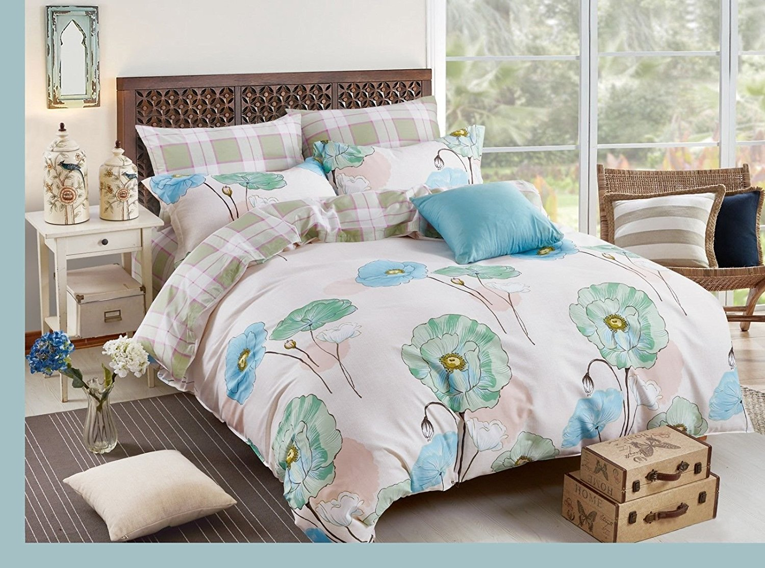 Double Bed Duvet Set (Design 2)