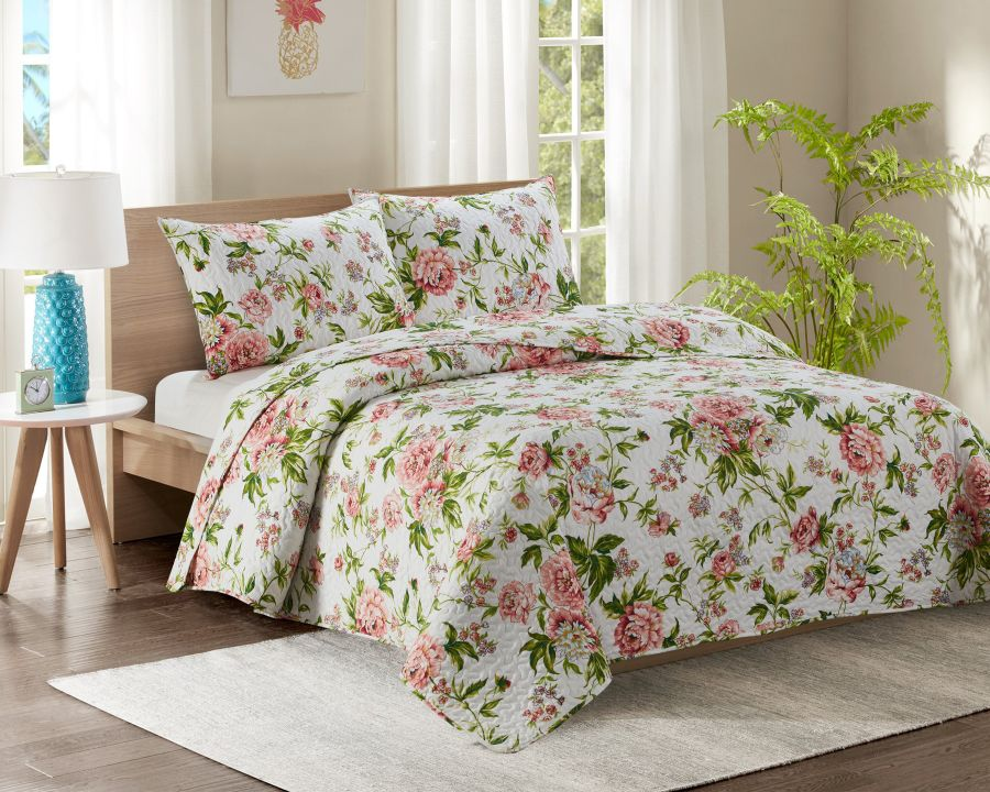 Double Bed Quilted Bedspread YJ20