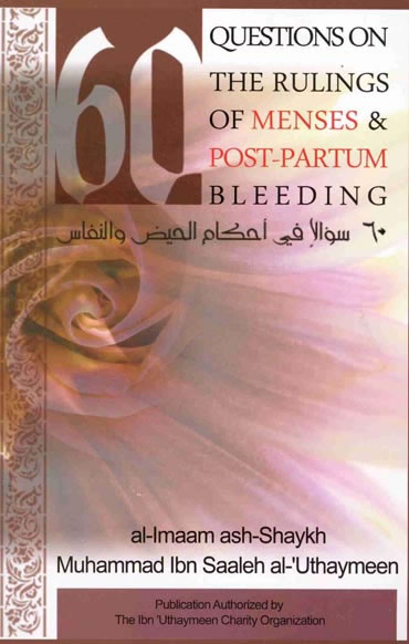 60 Questions on The rulings of Menses & Post Partum Bleeding_copy
