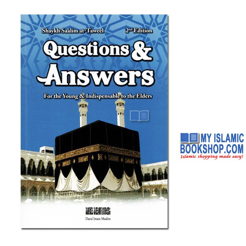 Questions & Answers for the Young & Indispensable to the Elders