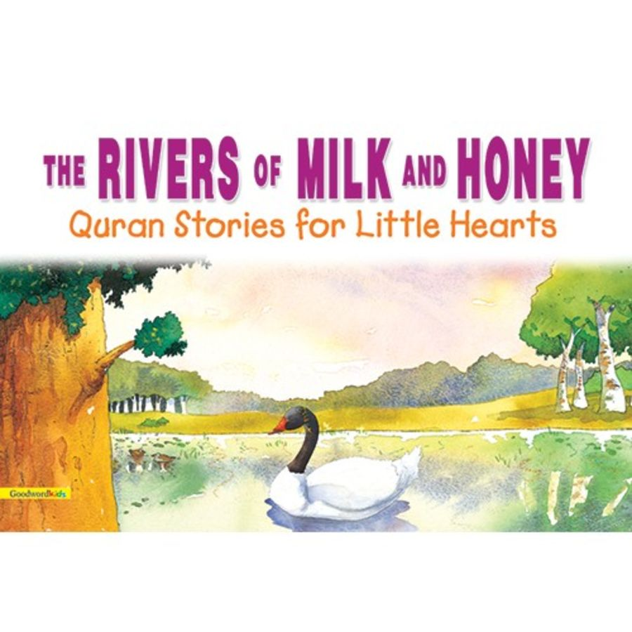 The Rivers of Milk and Honey(PB)