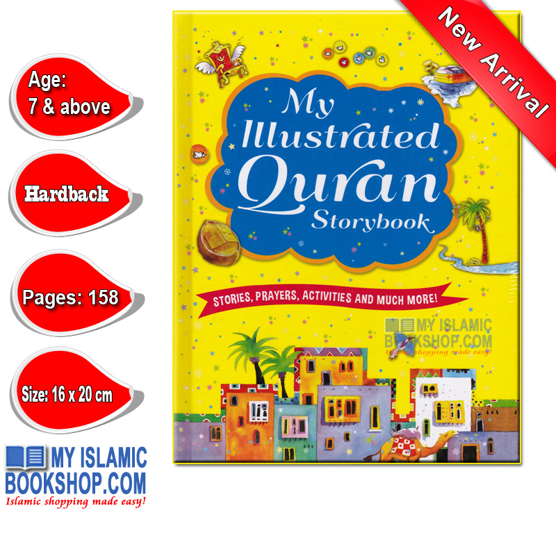 My Illustrated Quran Storybook by Goodword Books