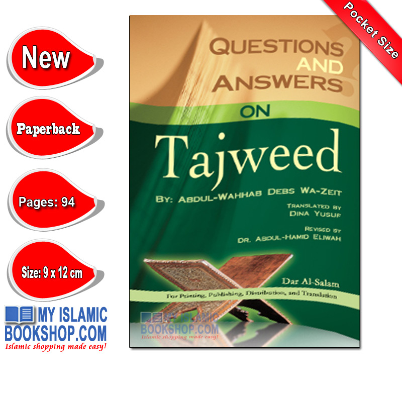 Questions and Answers on Tajweed by Abdul-Wahhab Debs Wa-Zeit