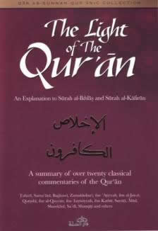 The Light Of The Quran. An Explanation To Surah Al- Ikhlas And Surah Al- Kafirun
