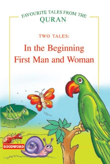 In the Beginning, First Man and Woman (Two Tales)HB