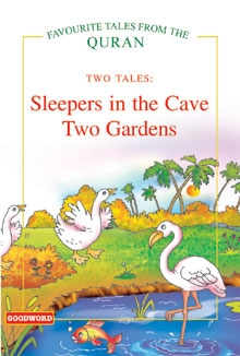 Sleepers in the Cave, Two Gardens (Two Tales)HB