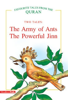 The Army of Ants, The Powerful Jinn (Two Tales)HB