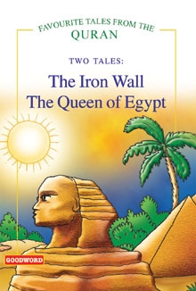 The Iron Wall, The Queen of Egypt (Two Tales)HB