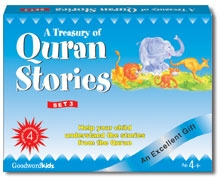 A Treasury of Quran Stories Gift Box -3