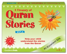 A Treasury of Quran Stories Gift Box -4