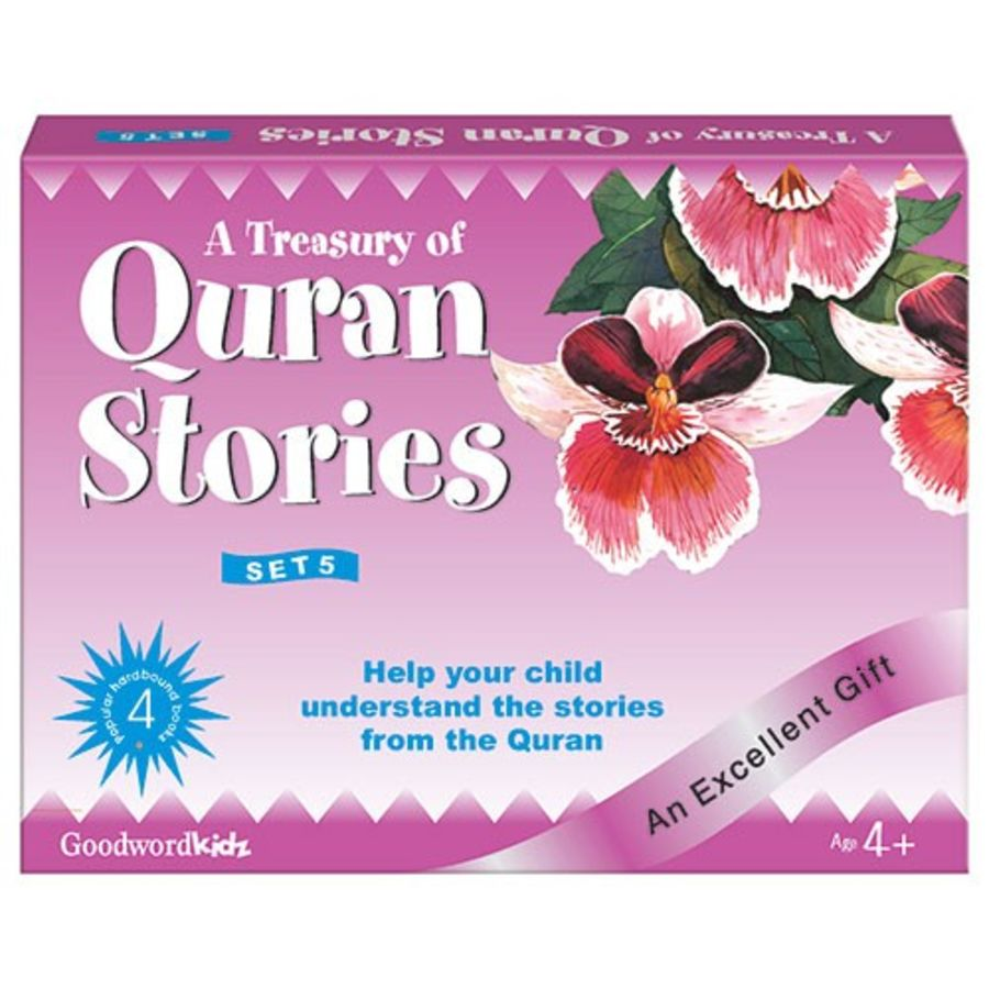 A Treasury of Quran Stories Gift Box -5