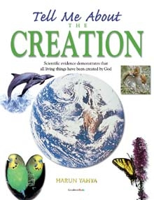 Tell Me About the Creation (Hard Cover) Goodword Books