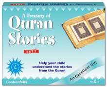 A Treasury of Quran Stories Gift Box -7